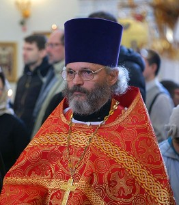 Иерей Виктор Явич